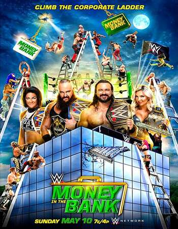 WWE Money In The Bank 2020 720p PPV WEBRip x264 1.1GB