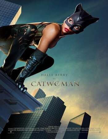 Catwoman 2004 Dual Audio [Hindi-English] 720p BluRay 950MB ESubs