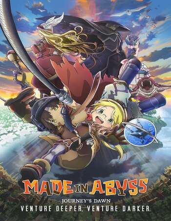 Made in Abyss: Journey's Dawn 2019 Japanese 720p BluRay 1GB