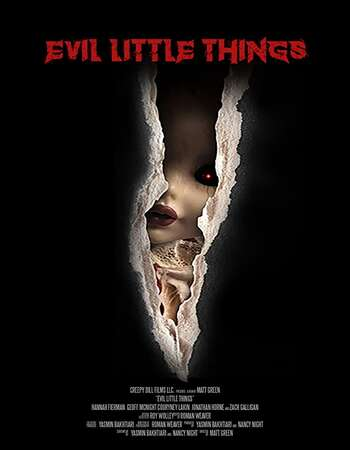 Evil Little Things 2019 English 720p WEB-DL 750MB Download