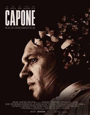 Capone 2020 English 720p BluRay 900MB ESubs