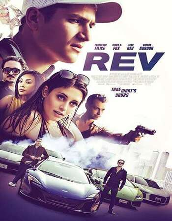 REV 2020 English 720p WEB-DL 800MB ESubs