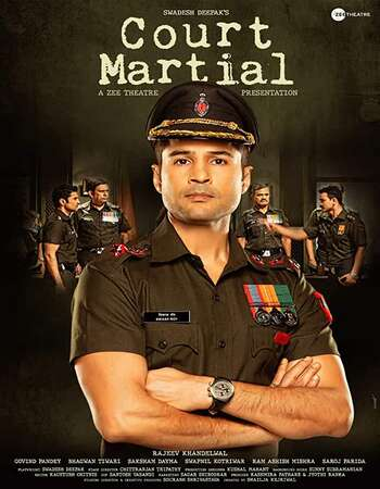 Court Martial (2020) Hindi 720p WEB-DL x264 850MB Full Movie Download
