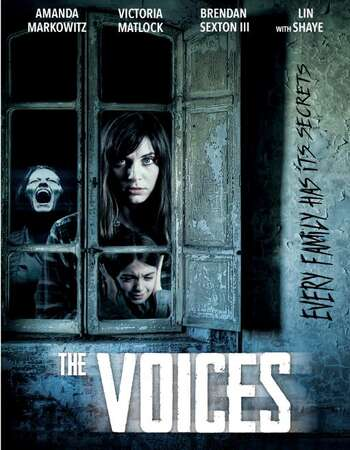 The Voices 2020 English 720p WEB-DL 850MB Download