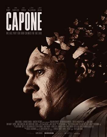 Capone (2020) English 720p WEB-DL x264 900MB Full Movie Download
