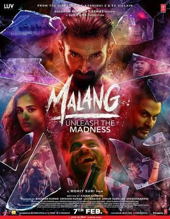Malang 2020 Hindi 720p WEB-DL 1.1GB MSubs