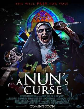 A Nun's Curse 2020 English 720p WEB-DL 600MB ESubs