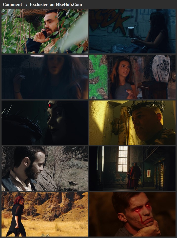 Xane: The Vampire God 2019 English 720p WEB-DL 1GB Download