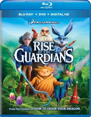 Rise of the Guardians (2012) Dual Audio Hindi 720p BluRay x264 1GB Full Movie Download