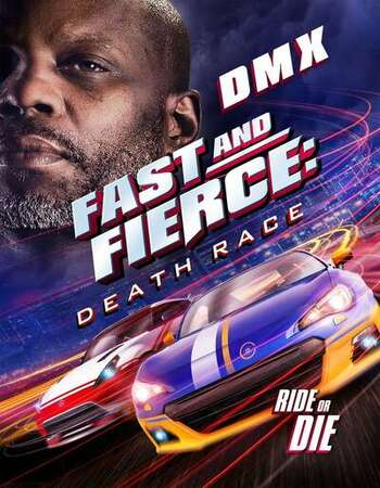 Fast and Fierce Death Race 2020 English 720p WEB-DL 750MB