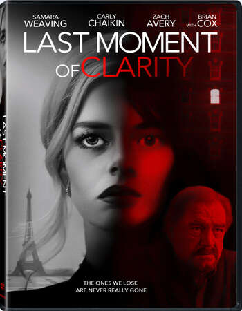 Last Moment of Clarity 2020 English 720p WEB-DL 800MB ESubs