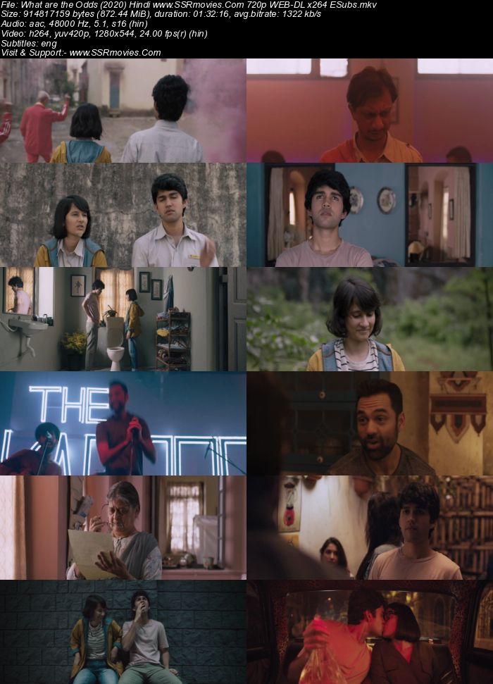 What are the Odds? (2019) Hindi 480p WEB-DL x264 300MB ESubs Full Movie Download