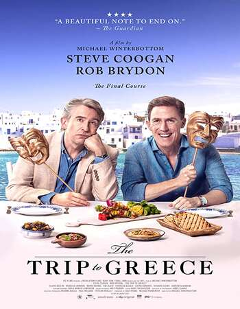 The Trip to Greece 2020 English 720p WEB-DL 900MB ESubs