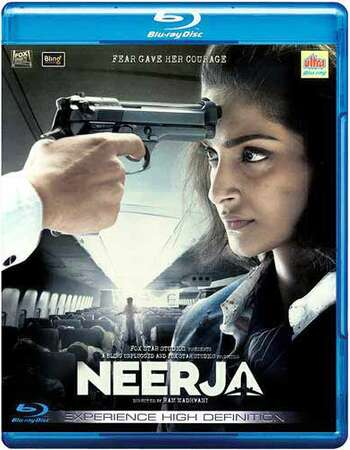 Neerja (2016) Hindi 720p BluRay x264 1.1GB Full Movie Download