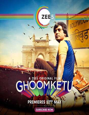 Ghoomketu (2020) Hindi 1080p HDRip x264 1.3GB Full Movie Download