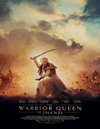 The Warrior Queen of Jhansi 2019 English 720p WEB-DL 900MB ESubs