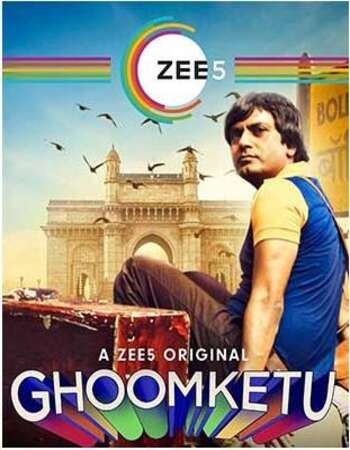 Ghoomketu 2020 Hindi 720p WEB-DL 900MB