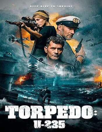 Torpedo (2019) English 480p WEB-DL x264 300MB ESubs Full Movie Download