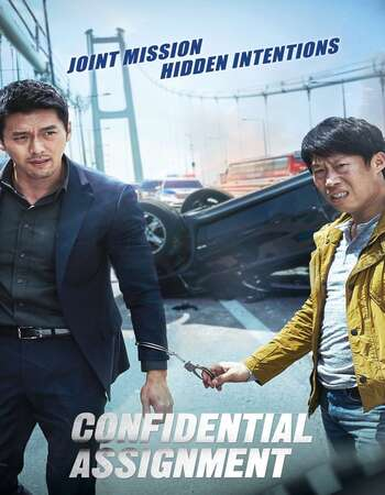 Confidential Assignment 2017 Dual Audio [Hindi-Korean] 720p BluRay 1GB