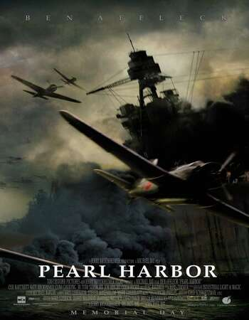 Pearl Harbor 2001 Dual Audio [Hindi-English] 720p BluRay 1.6GB ESubs