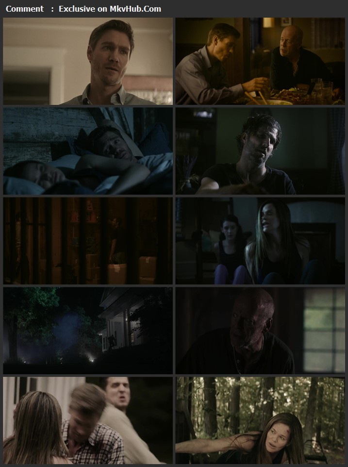 Survive the Night 2020 English 720p WEB-DL 750MB Download