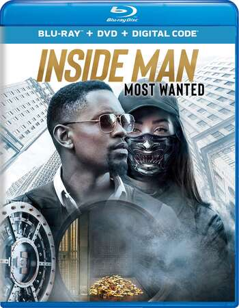 Inside Man: Most Wanted (2019) English 480p BluRay x264 300MB ESubs Full Movie Download