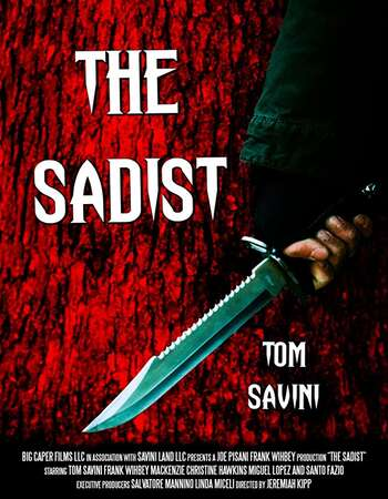 The Sadist 2015 Dual Audio [Hindi-English] 720p WEB-DL 900MB