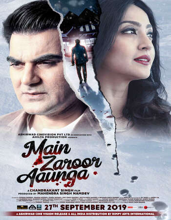 Main Zaroor Aaunga 2019 Hindi 720p WEB-DL 750MB