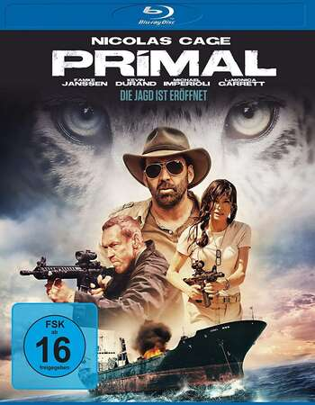 Primal 2019 Dual Hindi 480p BRRip x264 300MB ESubs