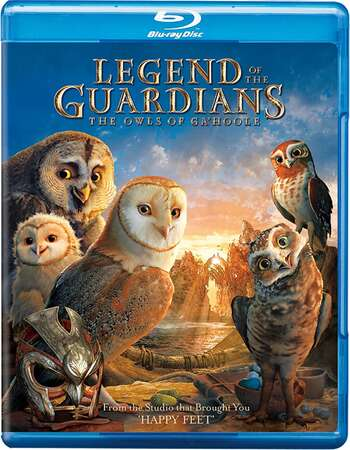 Legend of the Guardians: The Owls of Ga'Hoole (2010) Dual Audio Hindi 720p BluRay x264 800MB Full Movie Download