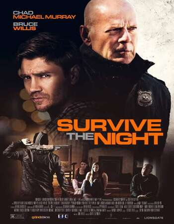 Survive the Night (2020) English 480p WEB-DL x264 250MB ESubs Full Movie Download