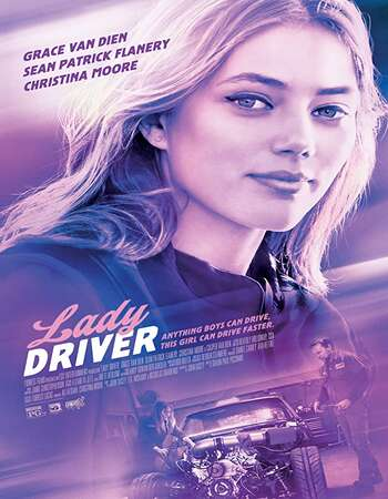 Lady Driver 2020 English 720p WEB-DL 900MB ESubs