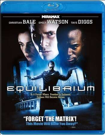 Equilibrium 2002 Dual Hindi 480p BRRip x264 350MB