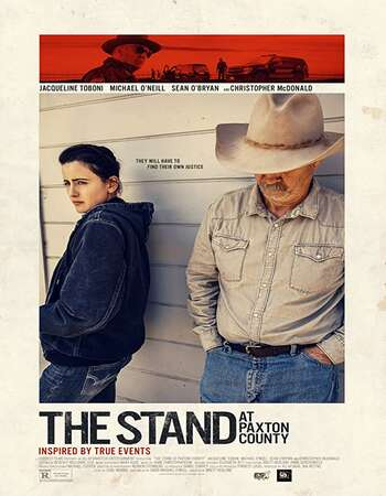 The Stand at Paxton County 2020 English 720p WEB-DL 900MB ESubs