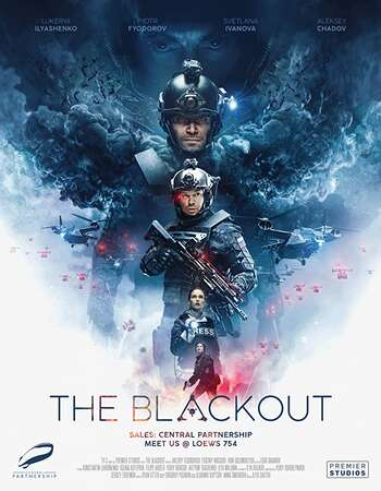The Blackout 2019 English 720p BluRay 1.1GB Download