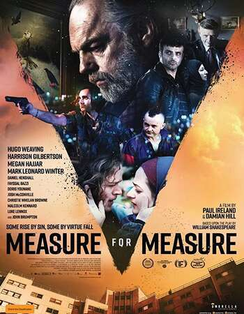 Measure for Measure 2020 English 720p WEB-DL 800MB