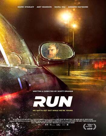 Run 2019 English 720p WEB-DL 800MB