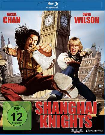 Shanghai Knights (2003) Dual Audio Hindi 720p BluRay x264 950MB Full Movie Download