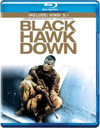 Black Hawk Down 2001 Dual Hindi ORG 480p BRRip 450MB ESubs