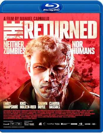The Returned 2013 Dual Audio Hindi 300MB BluRay 480p ESubs Free Download