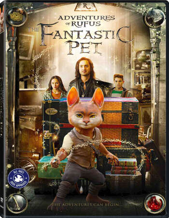 Adventures of Rufus: the Fantastic Pet 2020 English 720p WEB-DL 700MB ESubs