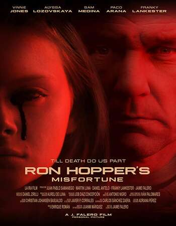 Ron Hopper's Misfortune 2020 English 720p WEB-DL 850MB ESubs