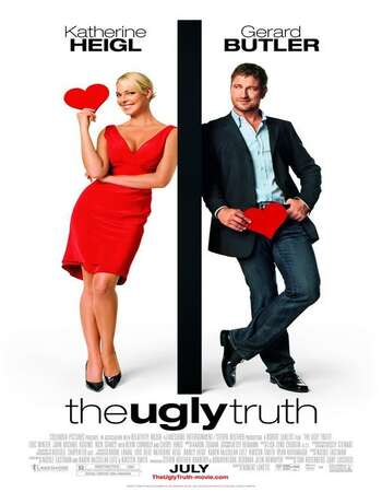 The Ugly Truth 2009 Dual Audio [Hindi-English] 720p BluRay 850MB Download