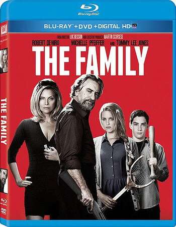 The Family (2013) Dual Audio Hindi 480p BluRay x264 350MB ESubs Full Movie Download