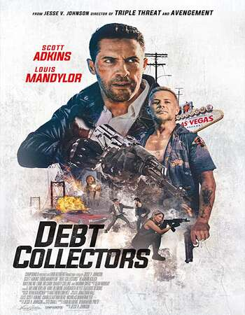 The Debt Collector 2 2020 English 720p WEB-DL 850MB ESubs