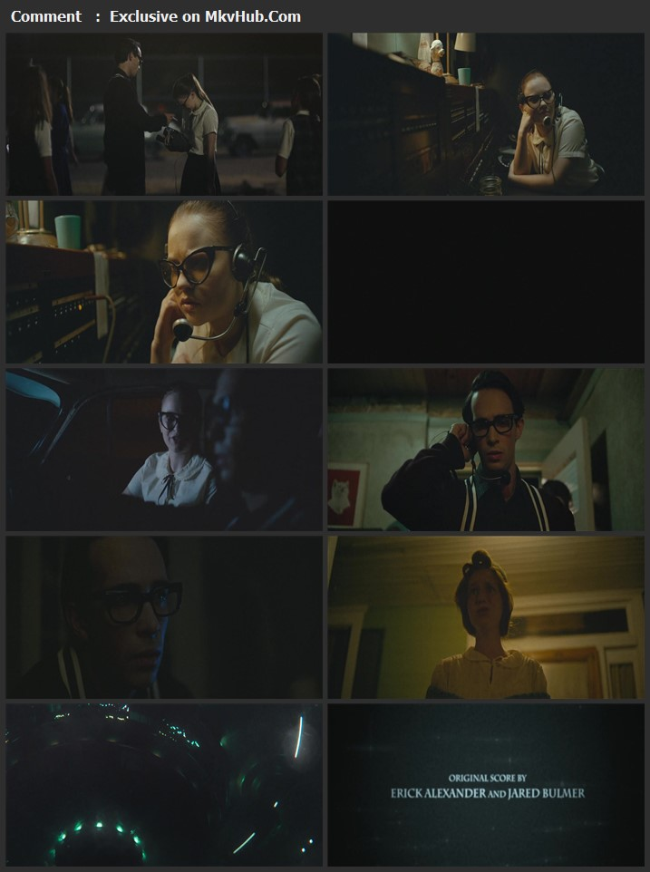 The Vast of Night 2020 English 720p WEB-DL 800MB ESubs Download