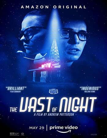 The Vast of Night 2020 English 720p WEB-DL 800MB ESubs