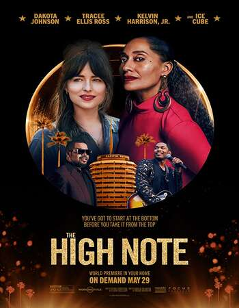 The High Note 2020 English 720p WEB-DL 1GB ESubs