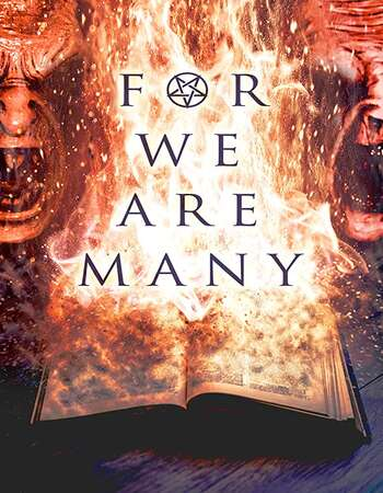 For We Are Many 2019 English 720p WEB-DL 700MB ESubs
