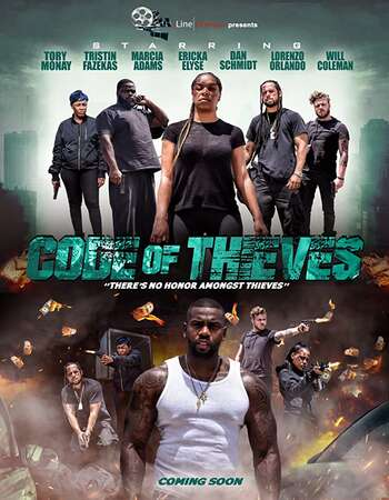 Code of Thieves 2020 English 720p WEB-DL 800MB ESubs